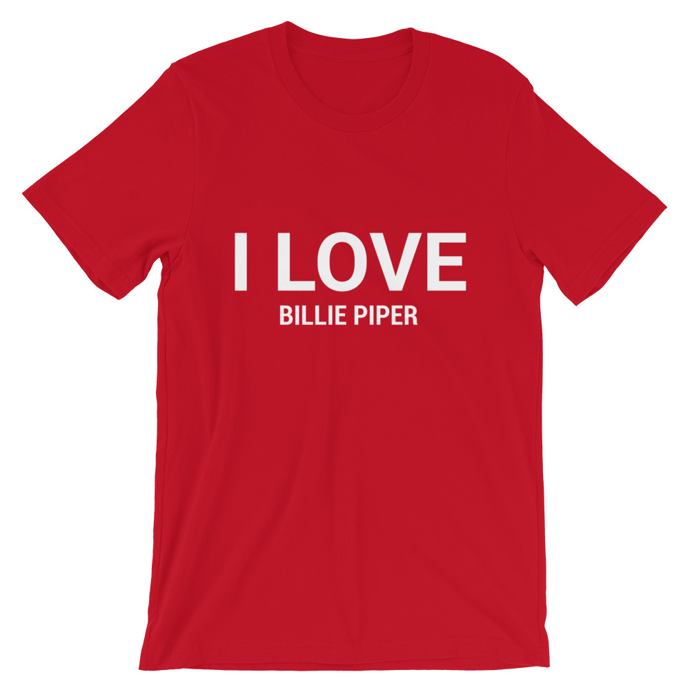I Love Billie Piper T-Shirt