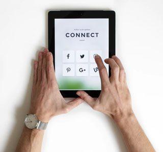 Services - social media plan
